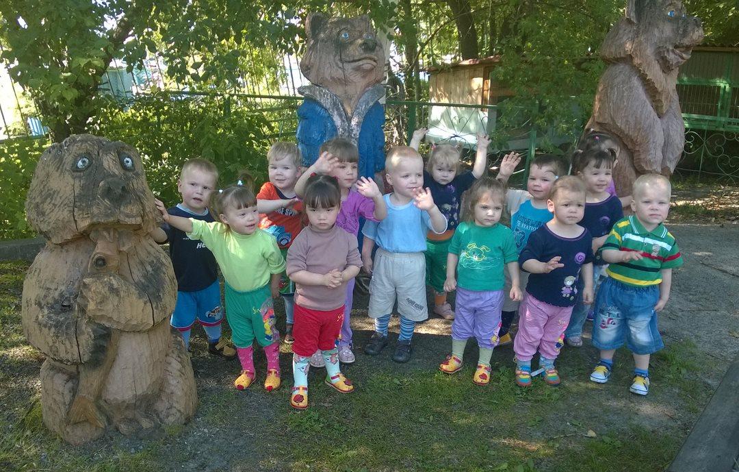 Дети из дома ребенка при ФКУ ИК-6, Нижний Тагил