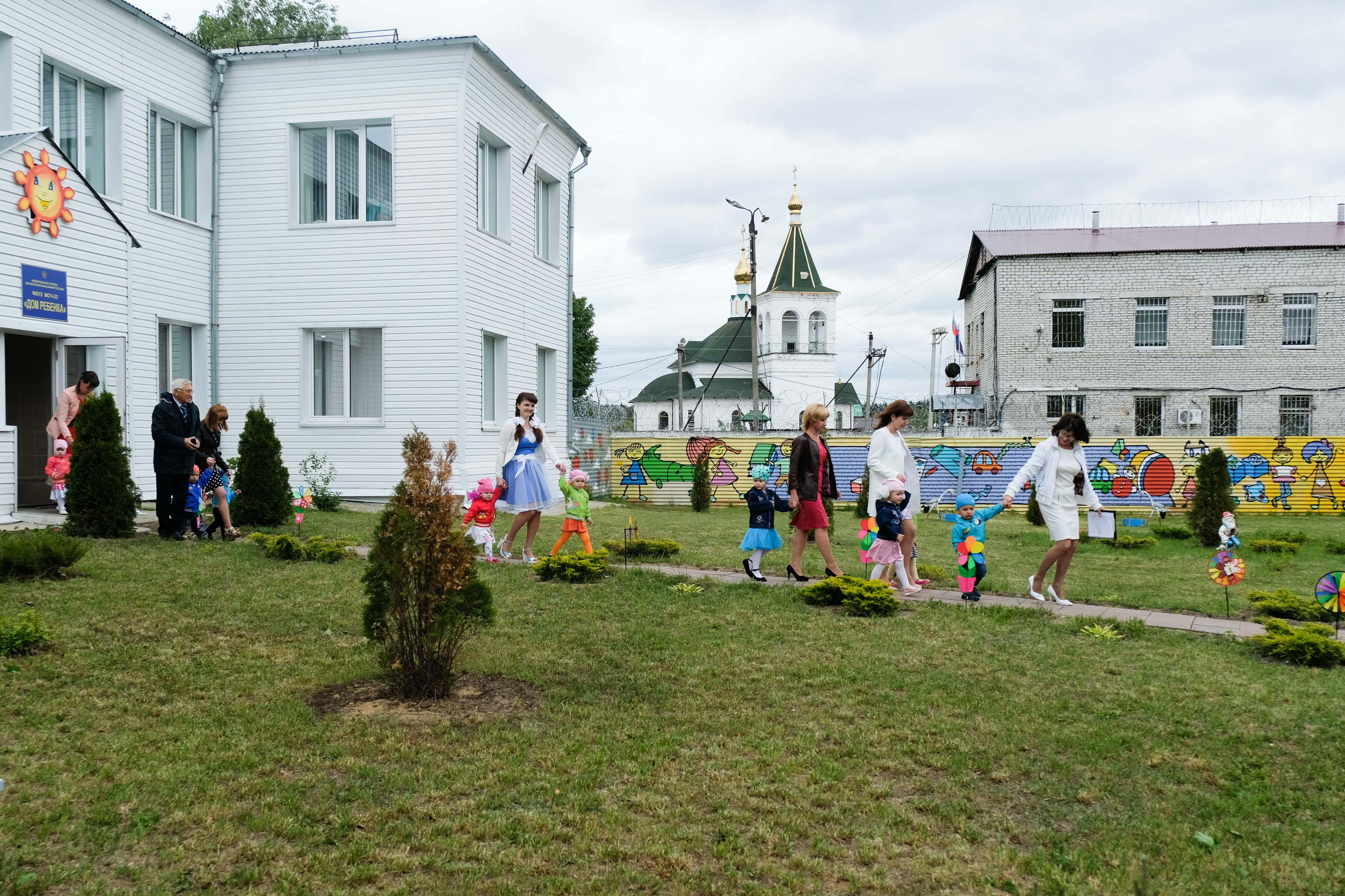 ИК-1 п. Головино, Владимирская область