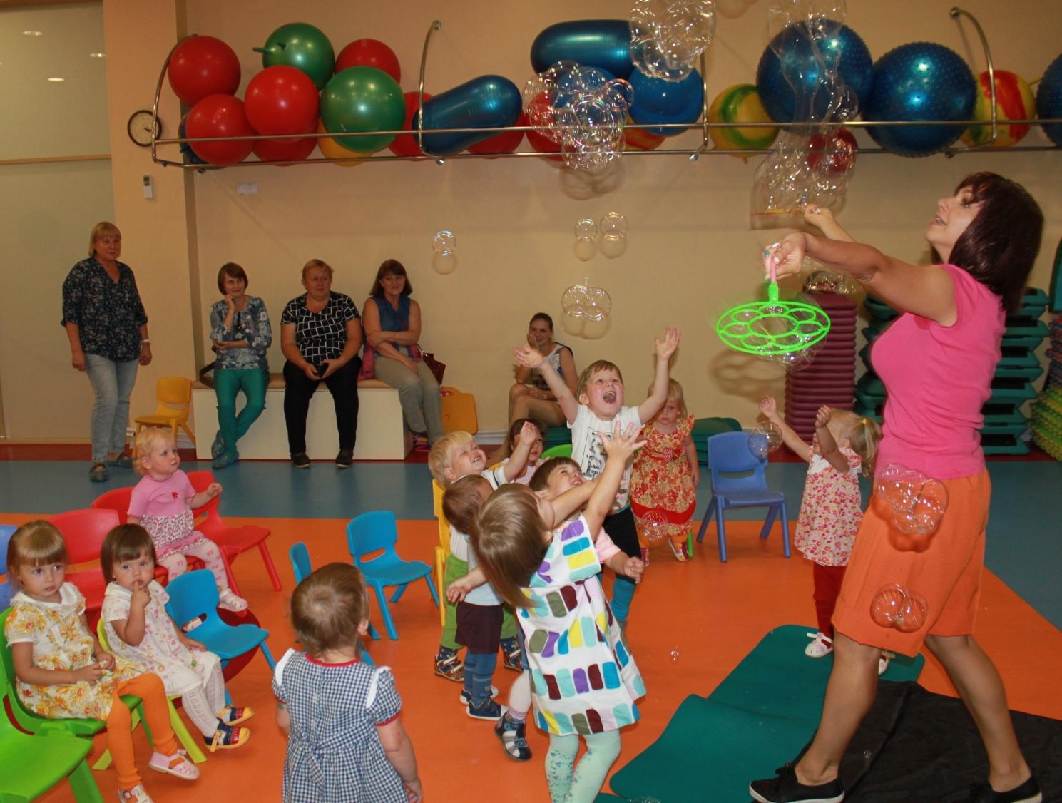 Детский центр, Хабаровск