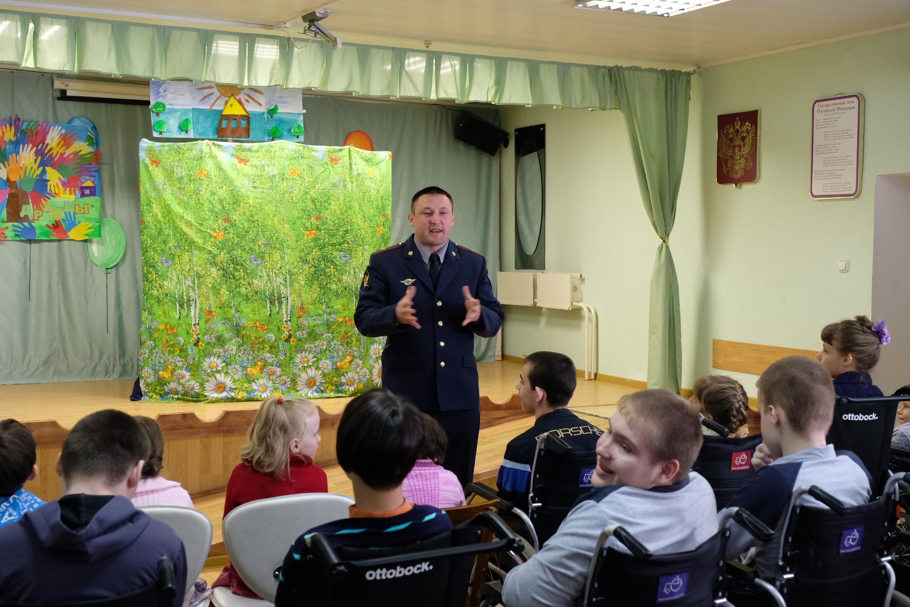 Старший воспитатель МВК Савкин Александр Николаевич
