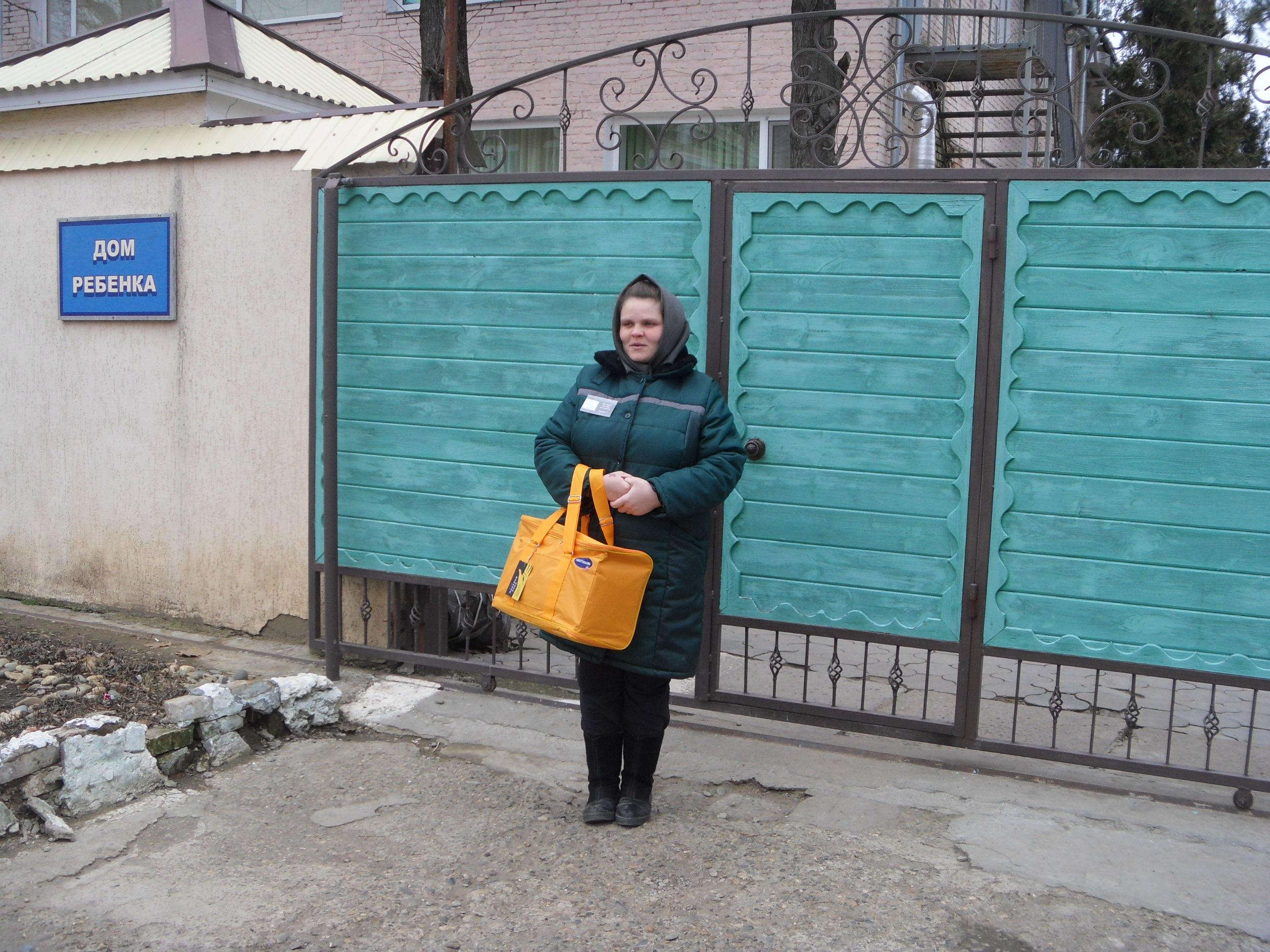 ФКУ ИК-3, п. Двубратский, Краснодарский край.