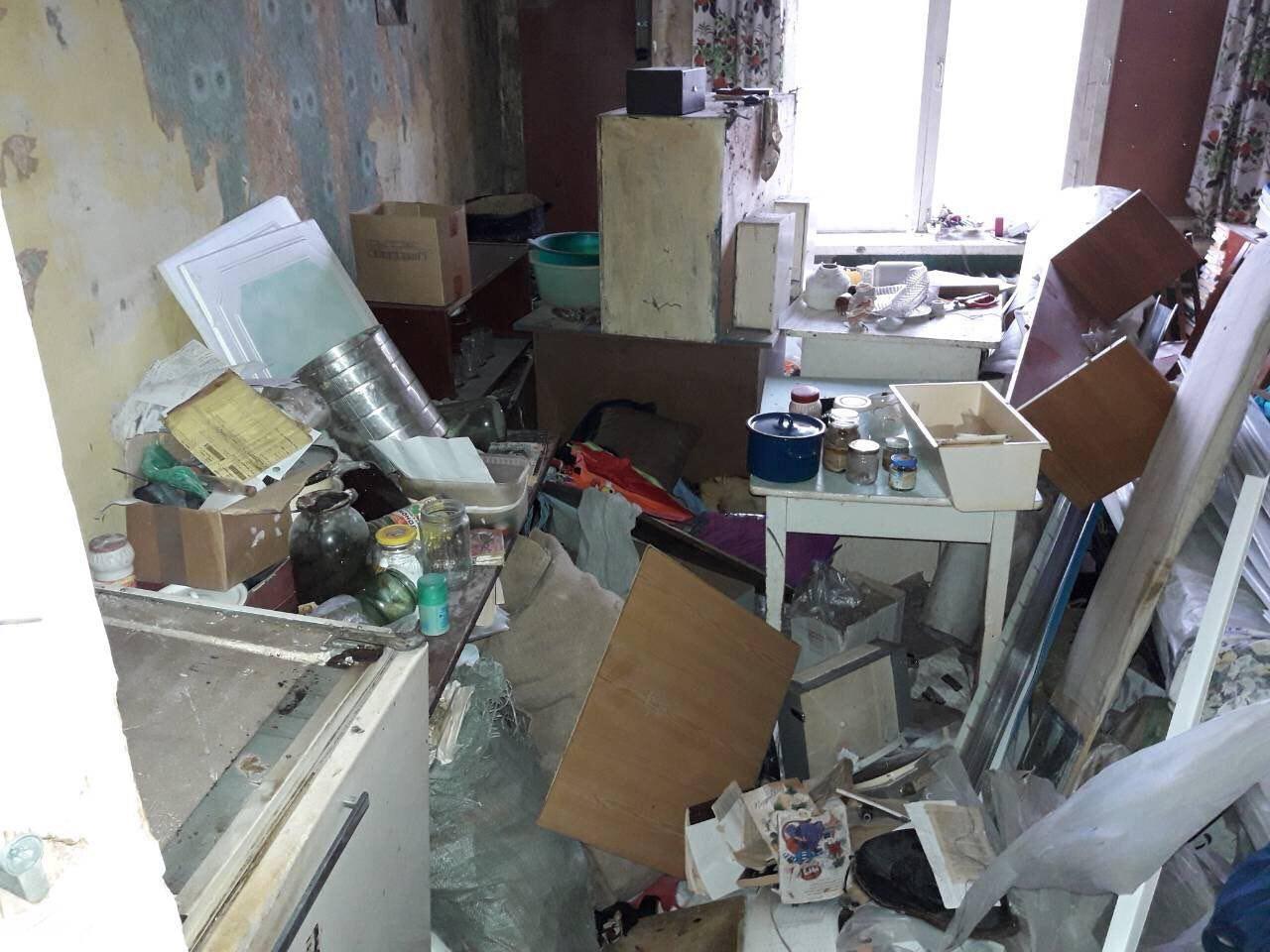 Комната Галины в Рыбинске
